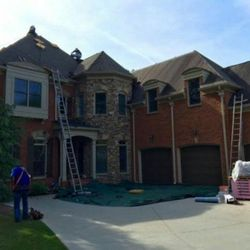Attractive Photo Of Platinum Roofing Company   Denver, CO, United States. Our Crew  Getting