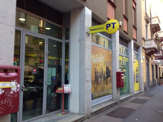 Nuovo Ufficio Postale Milano : Ufficio postale uffici postali via marcona porta vittoria