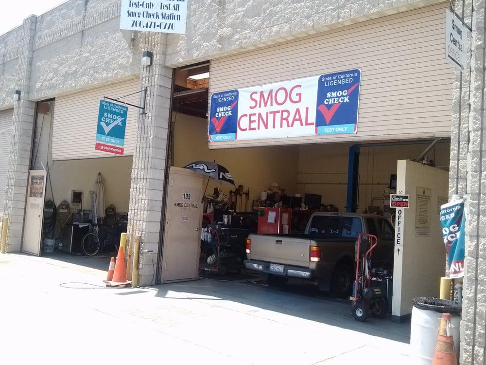 Smog Central Station 73 Reviews Motor Vehicle Inspection Testing 375 S Rancho Santa Fe