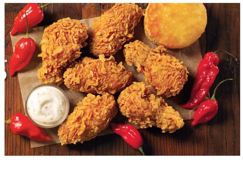 Popeyes Louisiana Kitchen Order Food Online Fast Food Bronx
