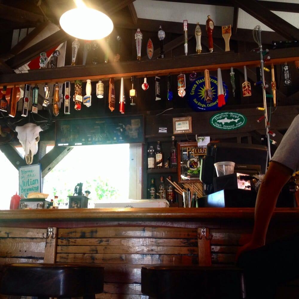 Bbq Restaurant In Julian Ca