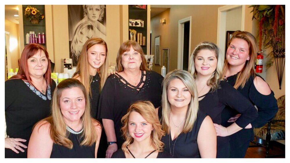 Hair Visions Salon & Spa: 120 Hunter Village Dr, Irmo, SC