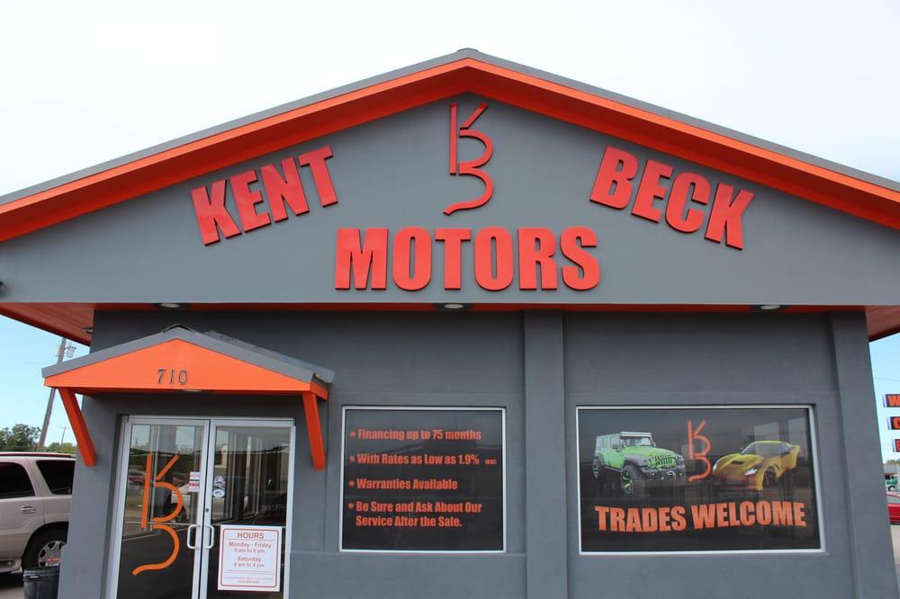 Kent beck motors 42 710 s clack st abilene for Kent beck motors abilene