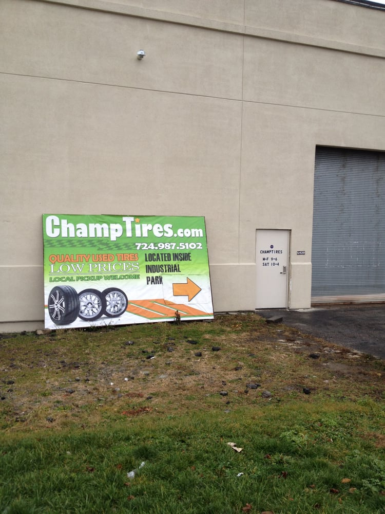 Champtires - 15 Reviews - Tires - 1130 Lebanon Rd, West