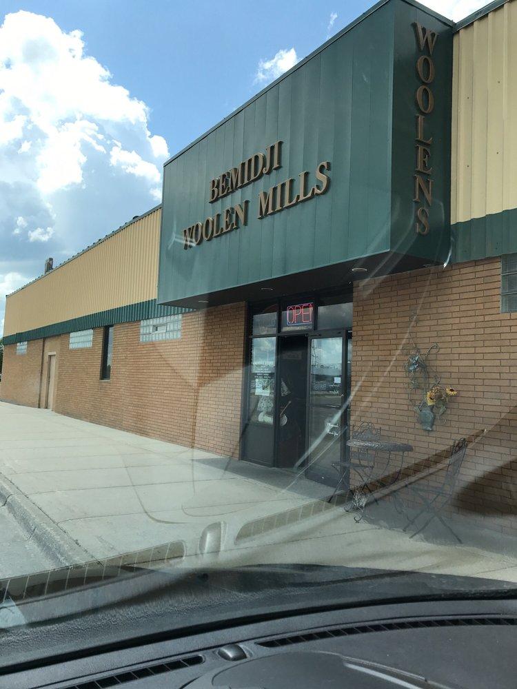 Bemidji Woolen Mills: 301 Irvine Ave NW, Bemidji, MN
