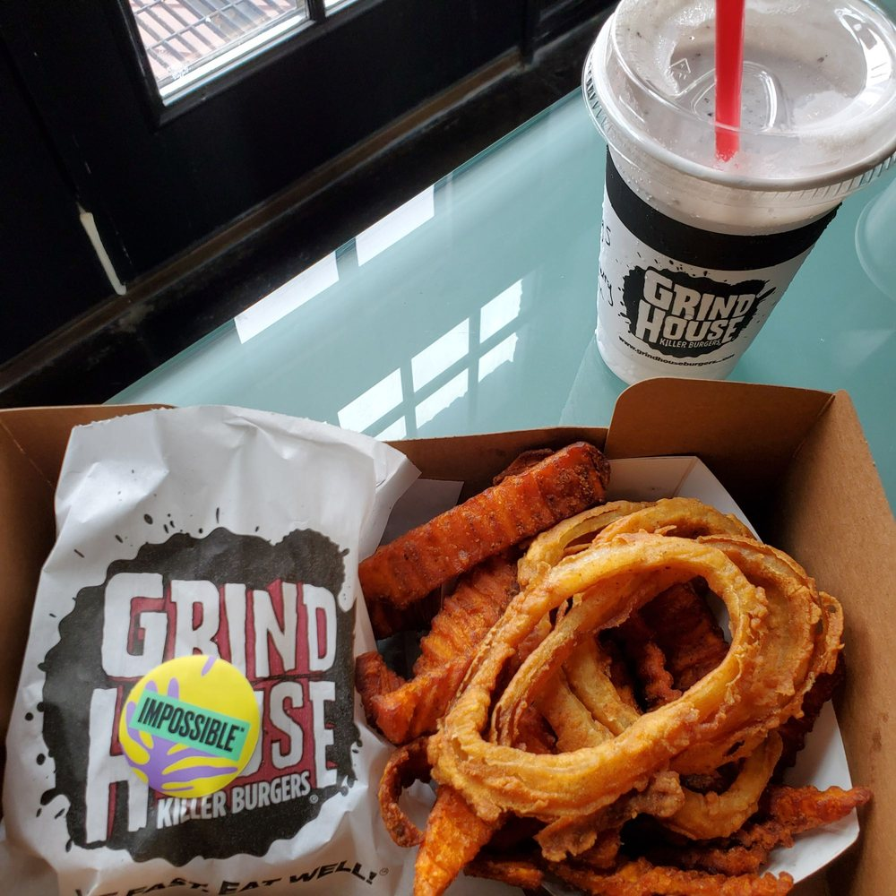 Grindhouse Killer Burgers: 2565 Apple Valley Rd, Atlanta, GA