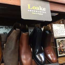 dafd2977b72 Photo of British Boot Company - London, United Kingdom. Loake's are  incredible quality,