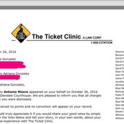 Photo Of The Ticket Clinic Los Angeles Ca United States
