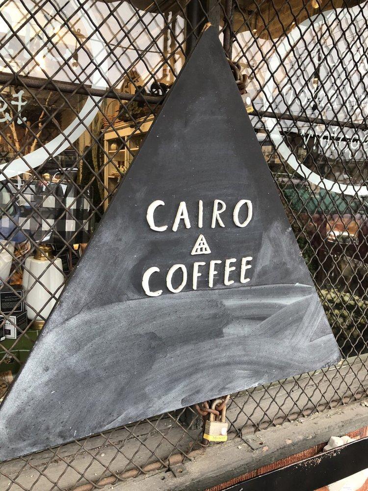 Cairo Coffee: 2712 Riopelle St, Detroit, MI