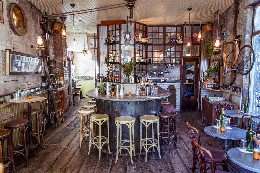 The Bar And Kitchen At Bar Velo Yelp
