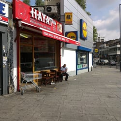 Finsbury Park Turkish Restaurants