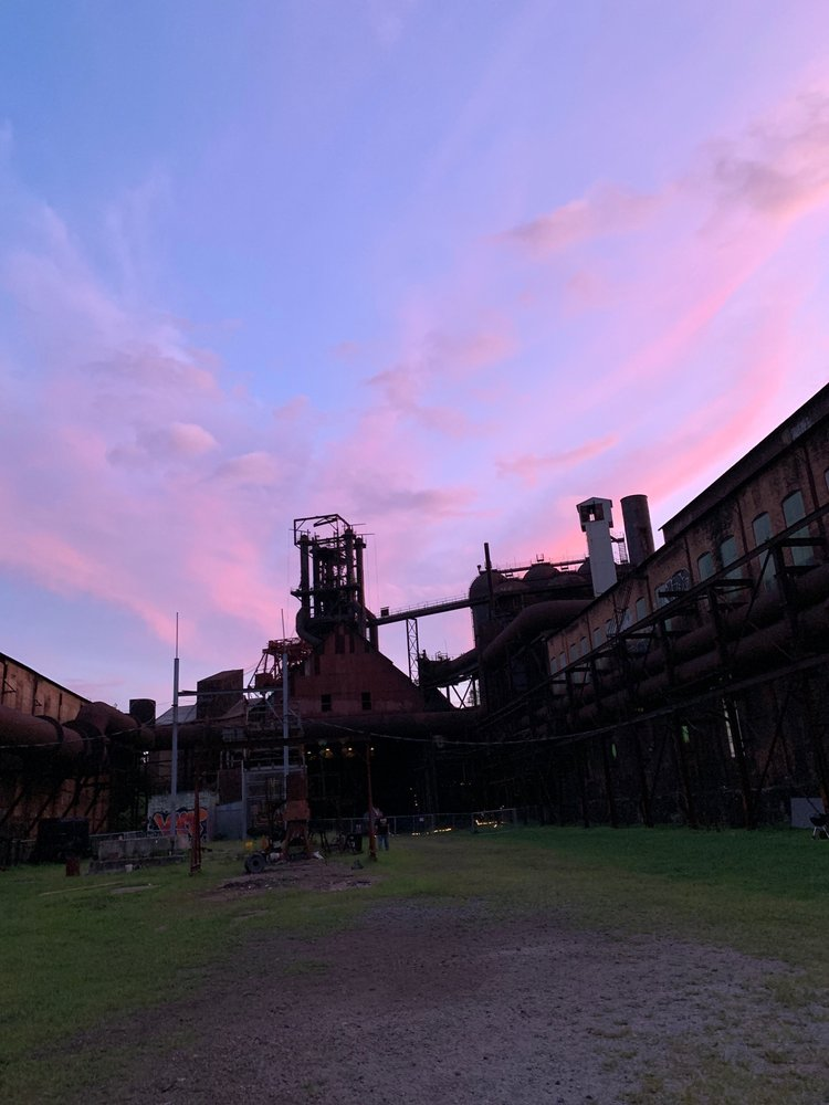 Rivers of Steel:Carrie Blast Furnaces National Historic Landmark: 801 Carrie Furnace Blvd, Rankin, PA
