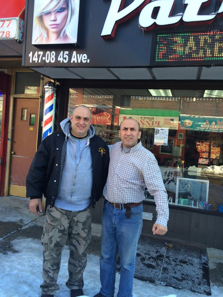 Patrissi Barber Shop: 147-08 45th Ave, Flushing, NY