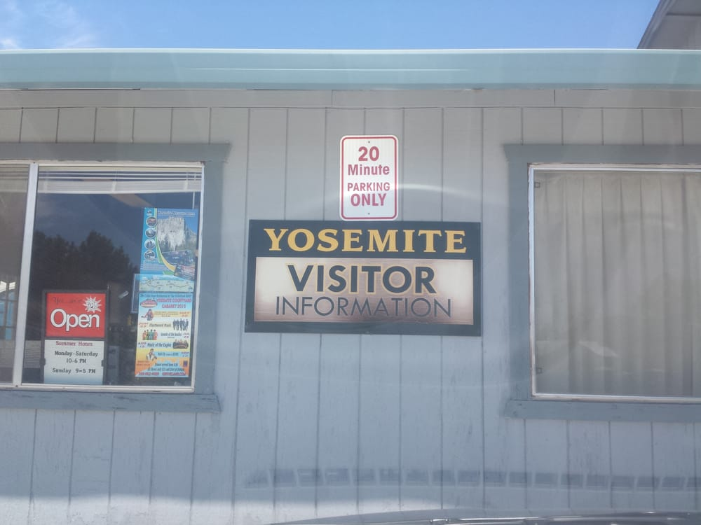 Yosemite Visitor Information: 13785 California 49, Jamestown, CA