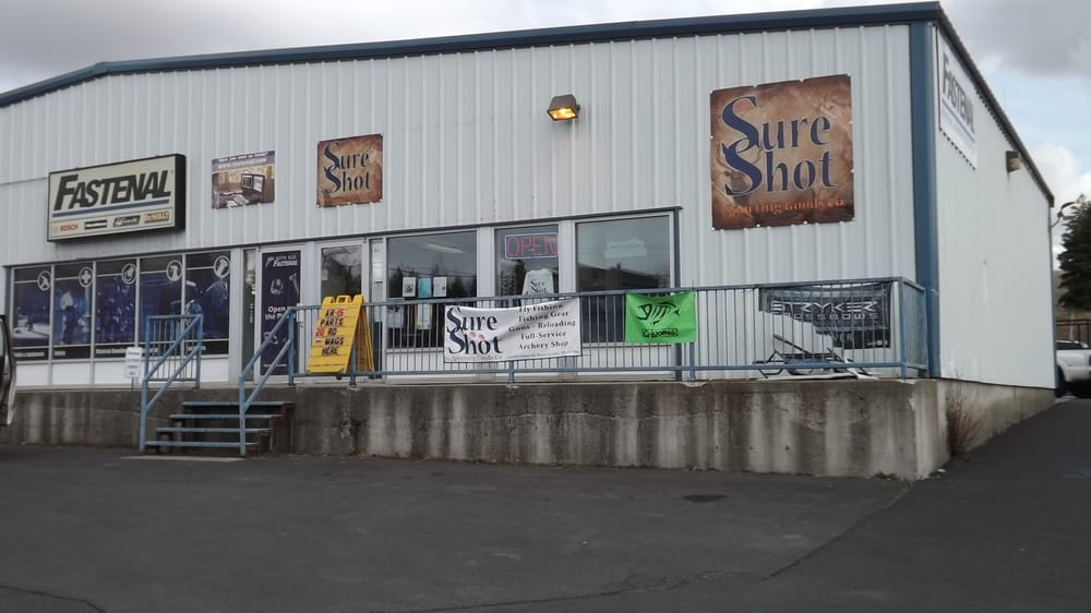 Sure Shot Sporting Goods Company: 1432 South Main, Moscow, ID