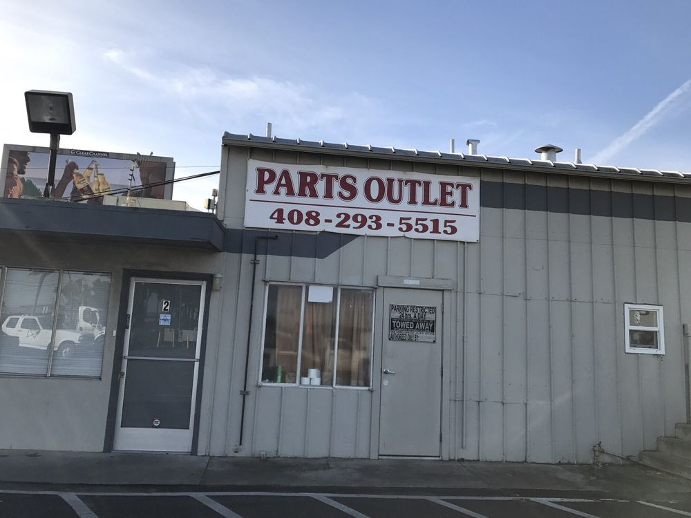 Parts outlet auto parts supplies 2331 s 7th st for United motors san jose