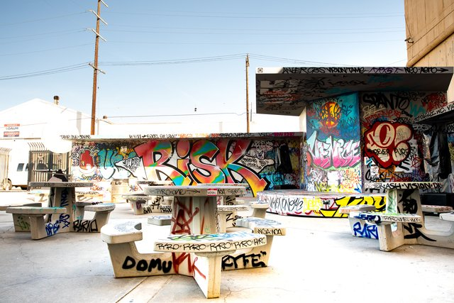 Photo Of Beyond The Streets Los Angeles Ca United States Venice Beach
