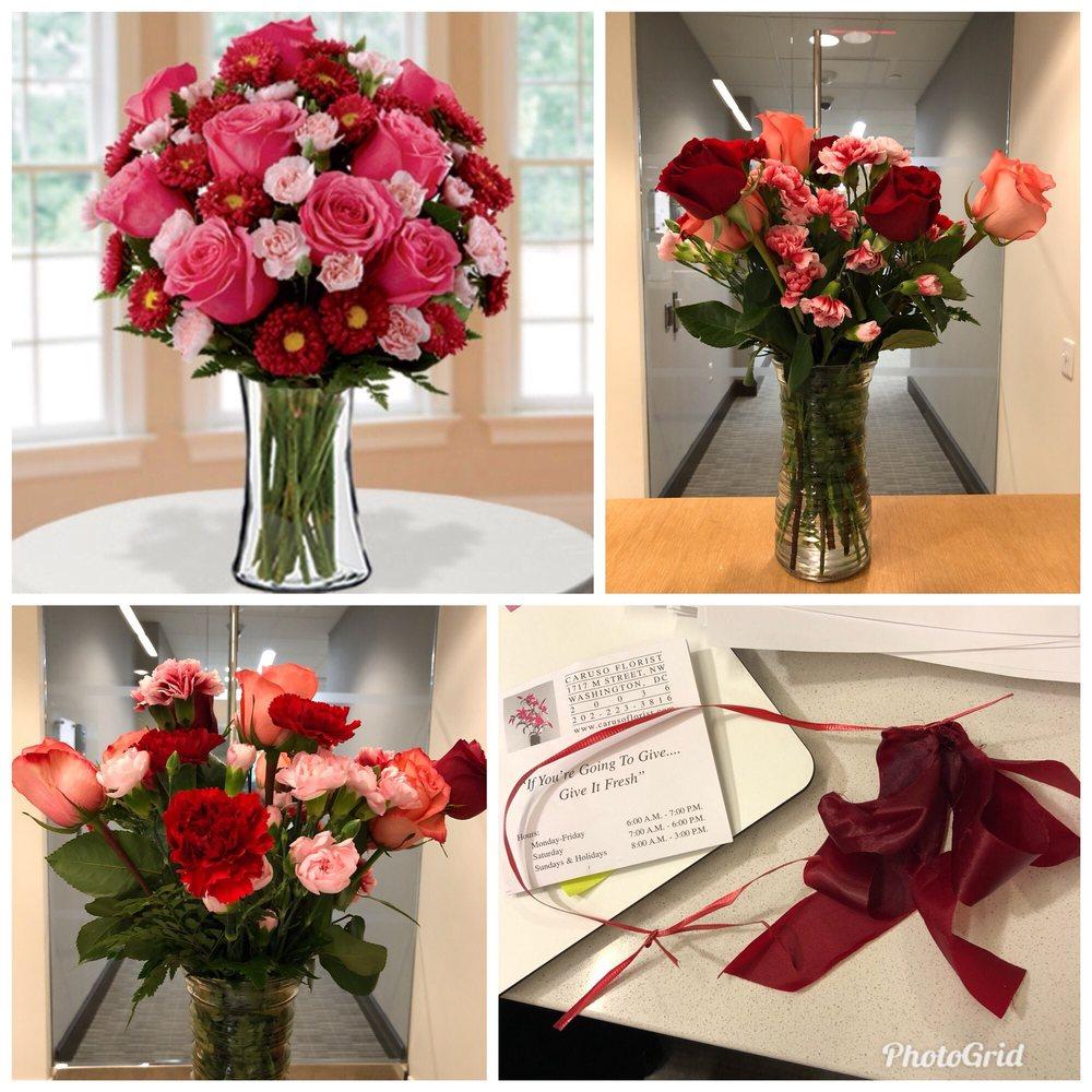 Caruso Florist: 1717 M St NW, Washington, DC, DC