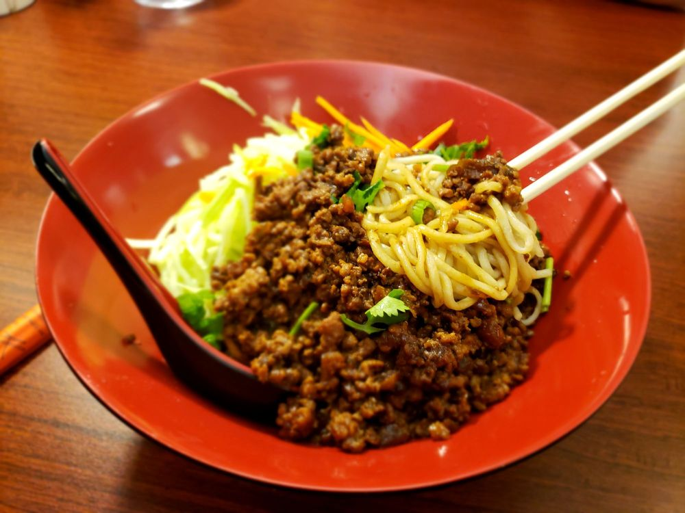 Food from Beijing Noodle