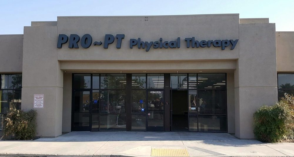 PRO-PT Physical Therapy: 323 N 11th Ave, Hanford, CA
