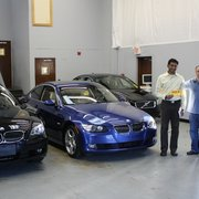 Two Satisfied Bmw Ers Photo Of Eimports 4less Perkasie Pa United States A Realy