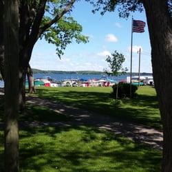 Photo Of Woodland Beach Resort Lake Mills Wi United States