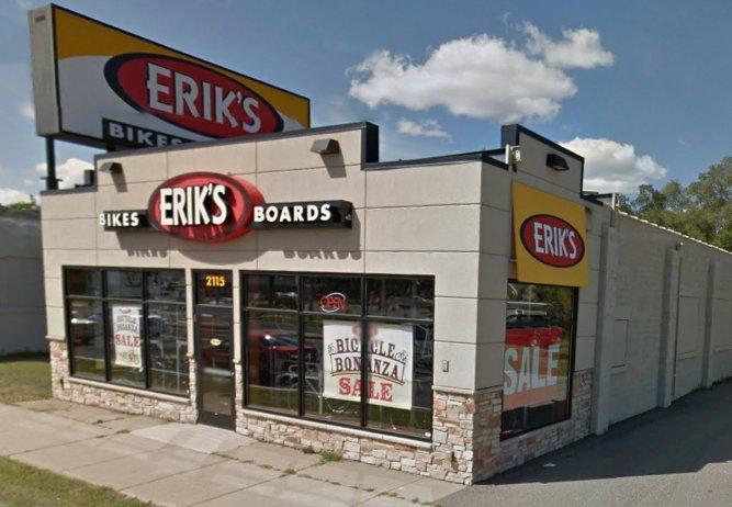 ERIK'S Bike Board Ski: 2115 W Division St, St. Cloud, MN