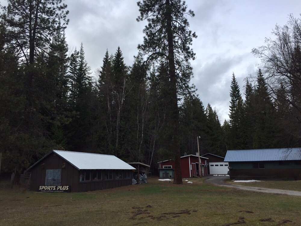 Sports Plus: 22713 Hwy 2, Sandpoint, ID
