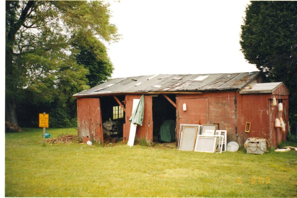 Crappy Old Shed Yelp