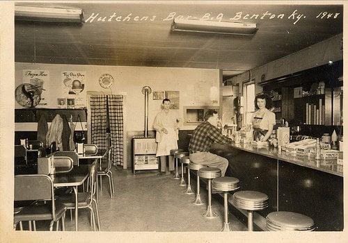Hutchen's B-B-Q: 601 Main St, Benton, KY