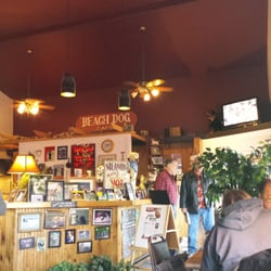 The Beach Dog Cafe Lincoln City Or