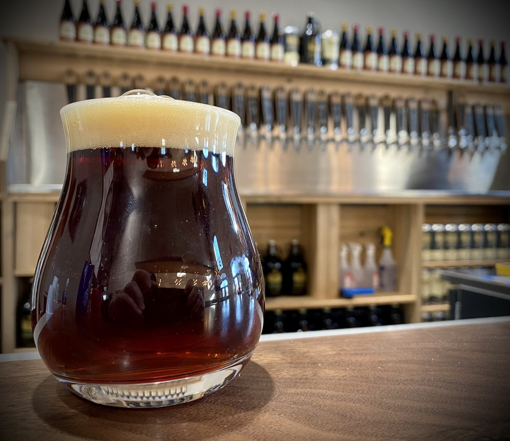 Scout & Scholar Brewing: 112 W Flaget Ave, Bardstown, KY