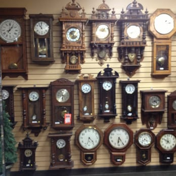 Antique wall clocks 1/2 off - Yelp