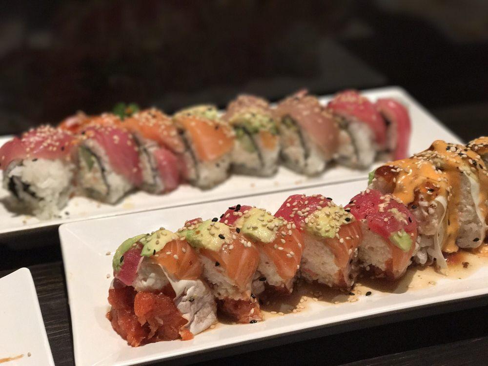 Hoshi Sushi: 1925 W Malvern Ave, Fullerton, CA
