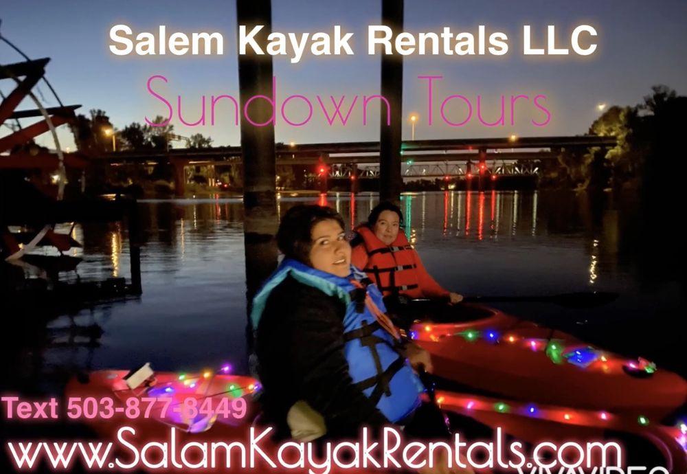 Salem Kayak Rentals: 4521 Harlan Dr, Salem, OR