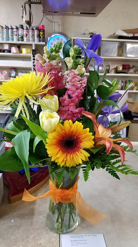 Ruby's Floral: 755 Main St, Delta, CO