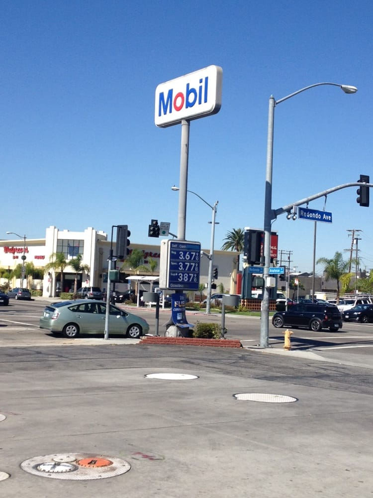 Ok Google Gas Station Near Me >> Mobil - Gas Stations - 3400 E Anaheim St, Long Beach, CA - Phone Number - Yelp