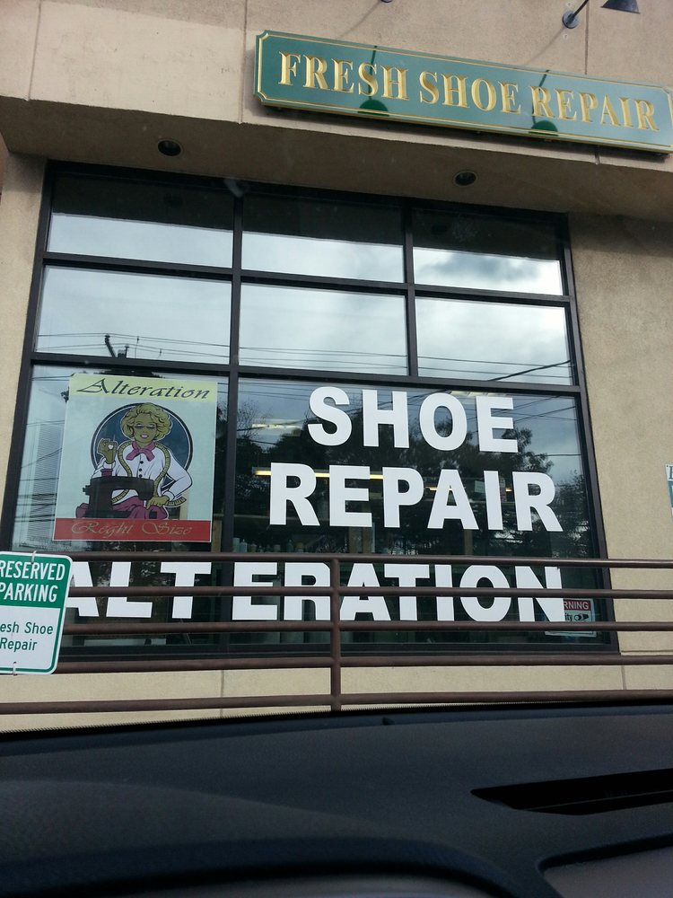 Fresh Shoe Repair and Alterations: 60 Glen Cove Rd, Roslyn Heights, NY