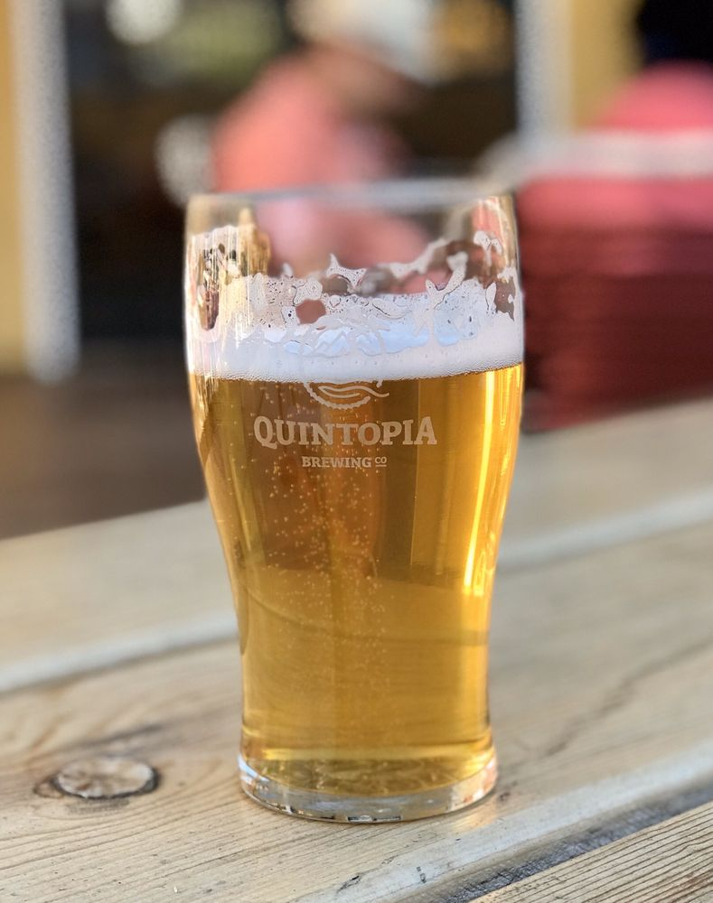 Quintopia Brewing: 541 Main St, Quincy, CA
