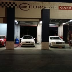 Eurocar Garage Auto Repair 445 E Sunrise Blvd Fort Lauderdale