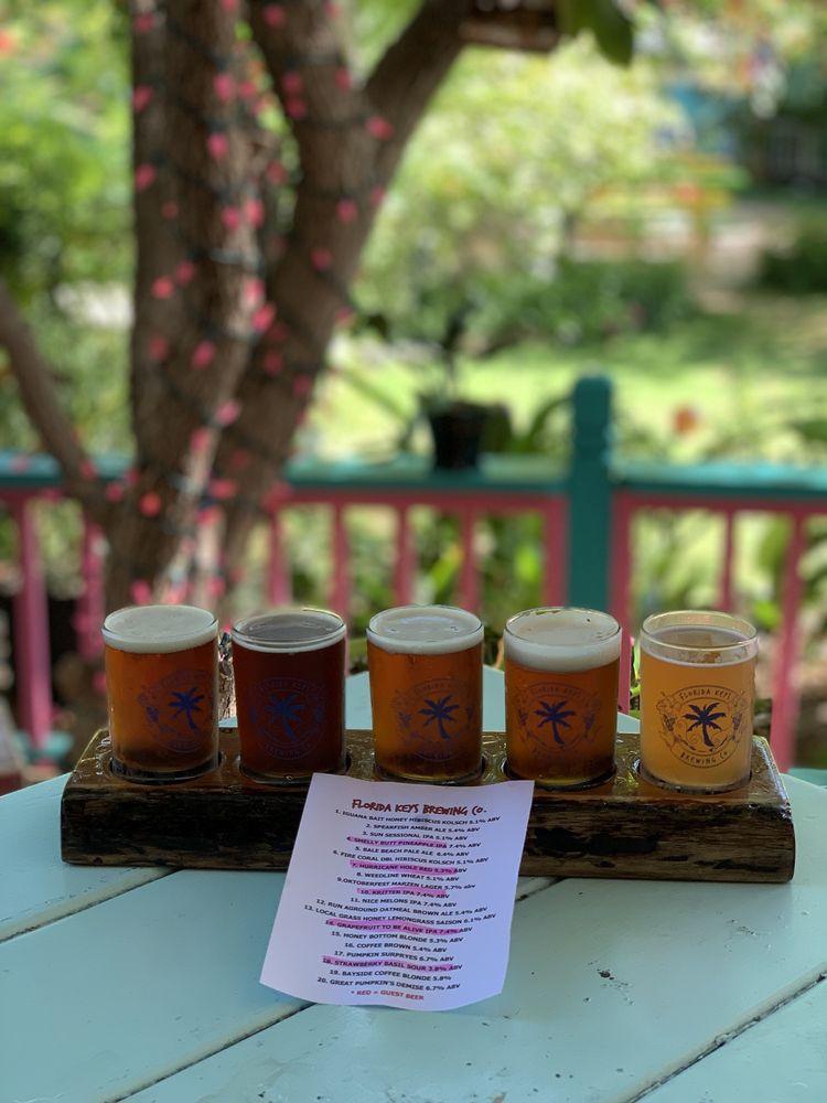Florida Keys Brewing: 81611 Old Hwy, Islamorada, FL