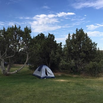Photo of Juniper C&ground - Ririe ID United States. Our little tent on & Juniper Campground - 19 Photos - Campgrounds - 226 Meadow Creek Rd ...