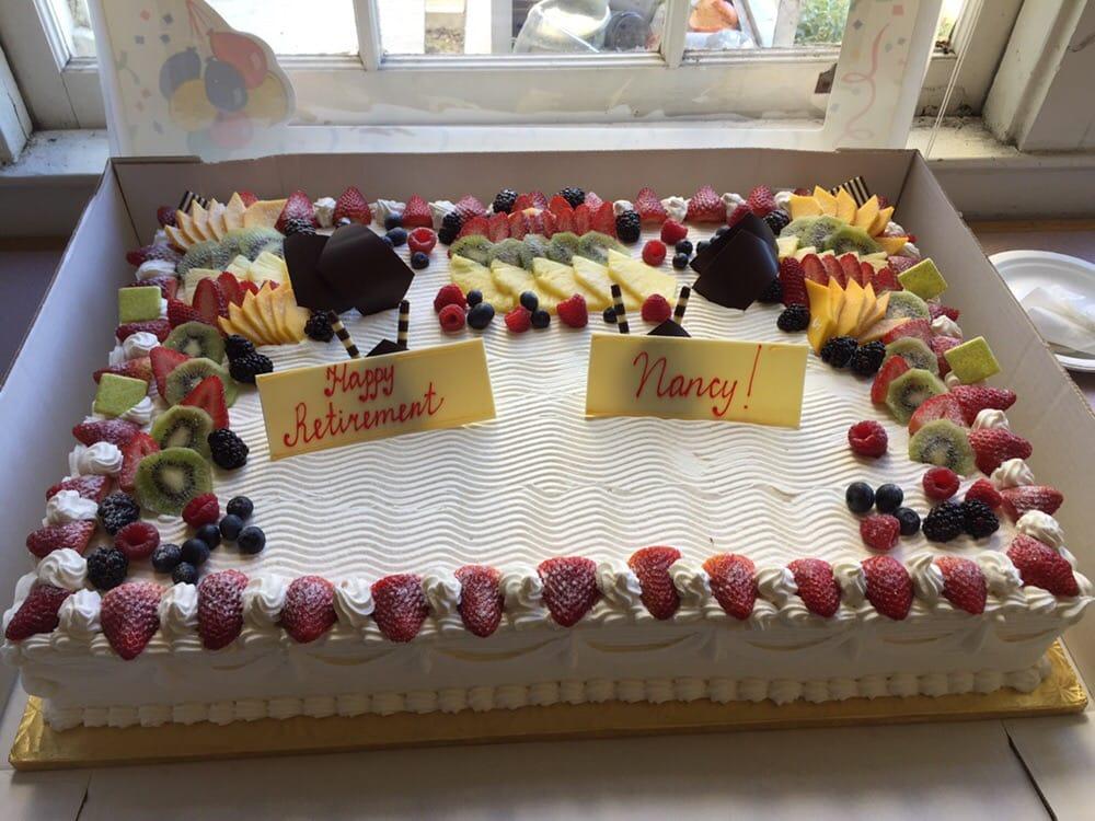 Fruit Cake Bakery San Francisco