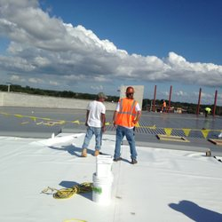 Photo Of Aderhold Roofing   Tampa, FL, United States. Office Warehouse  Project
