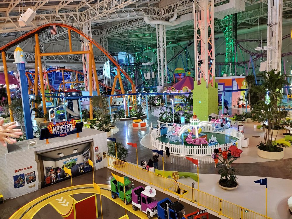 Nickelodeon Universe - American Dream