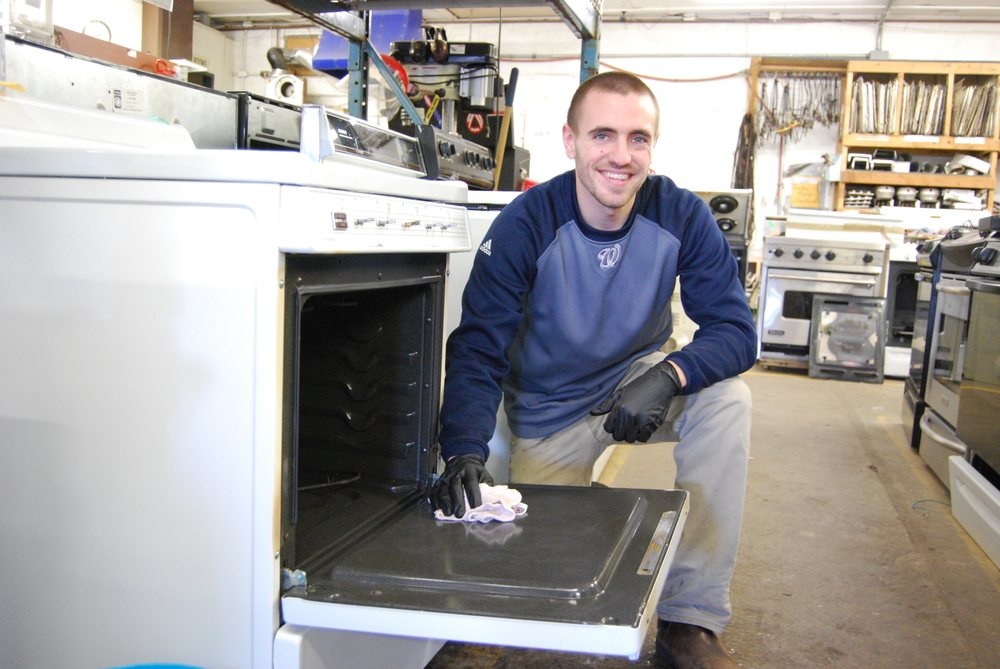 Appliance Depot: 802 Marine Dr, Bellingham, WA