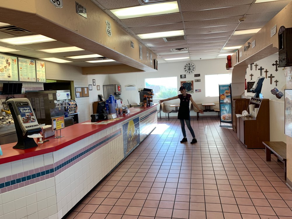 Dairy Queen: 3890 Gage Station Rd SW, Deming, NM
