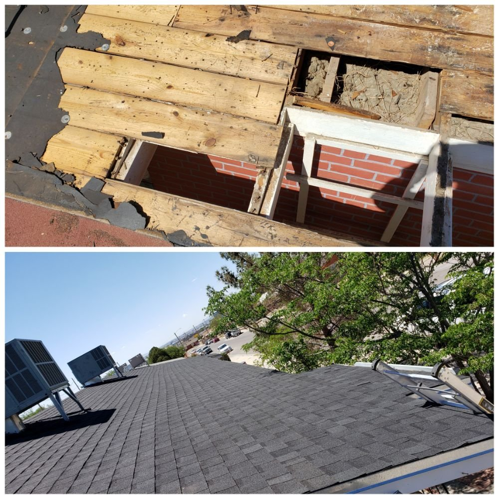 Chuco Built Roofing: Horizon City, TX