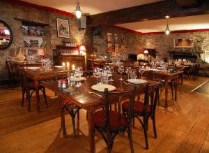 Rouge Restaurant 38 Lower Dominick Street Galway