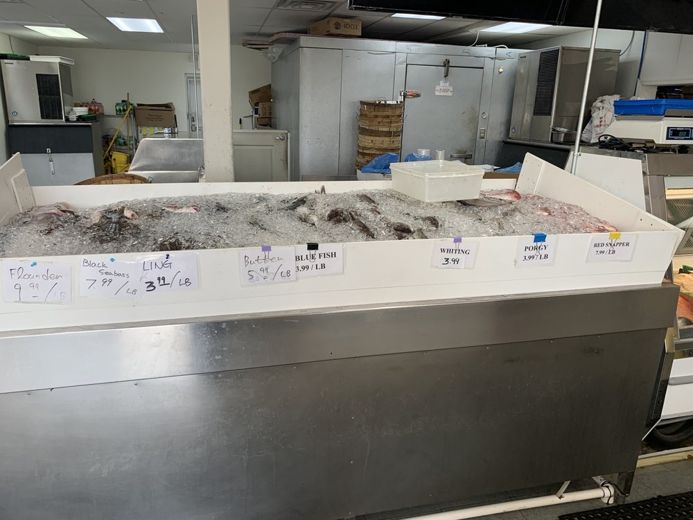 Penn Jersey Seafood: 1104 Sunset Rd, Burlington, NJ
